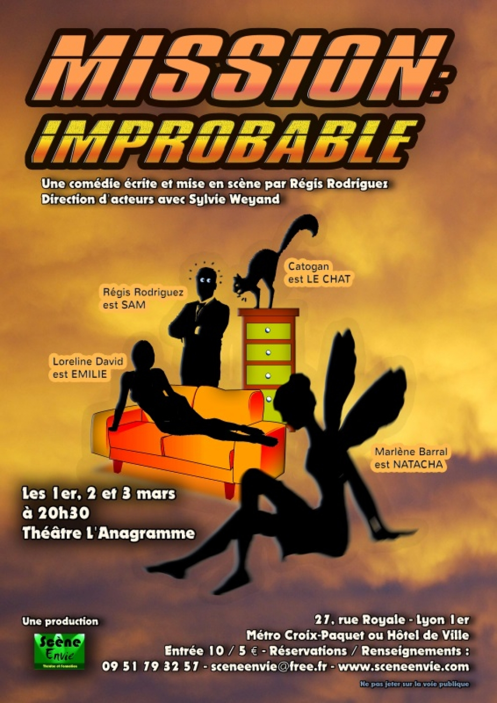 Mission : Improbable